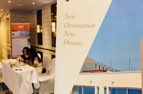 Adamas Global Investment bất động sản Địa Trung Hải