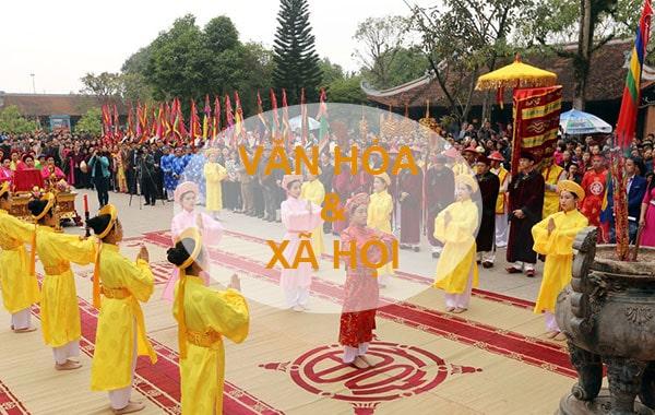Văn hóa và xã hội của Việt nam