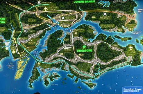 FOREST CITY - MALAYSIA - ADAMAS GLOBAL INVESTMENT