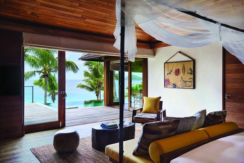 Pool Villa, Six Senses Zil Pasyon