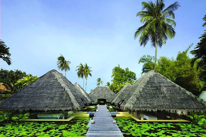 Spa Pavilions, Evason Hua Hin