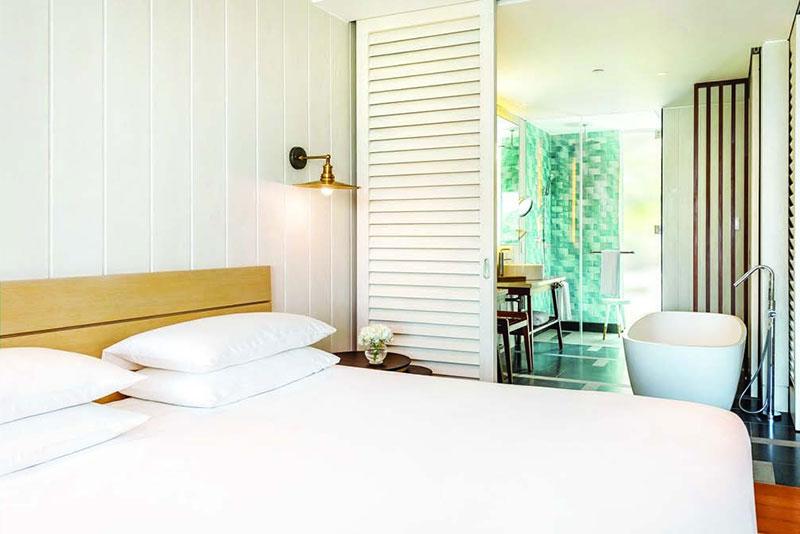 Luxury Bedroom, Park Hyatt St. Kitts