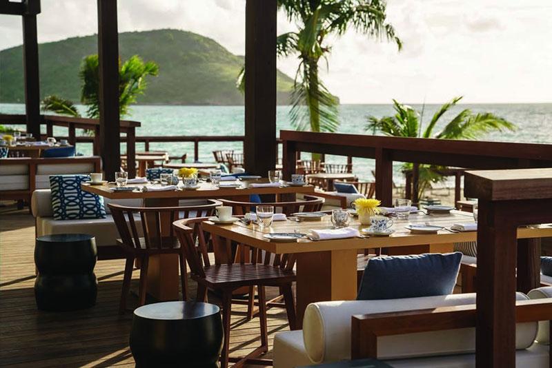 Great House Dining, Park Hyatt St. Kitts