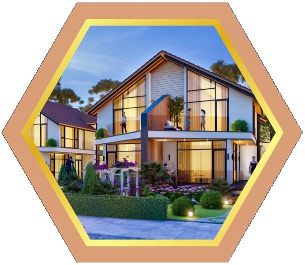 Bất động sản Lâm Đồng - Chuỗi Dự án Đà Lạt Pearl - Orchid Villa