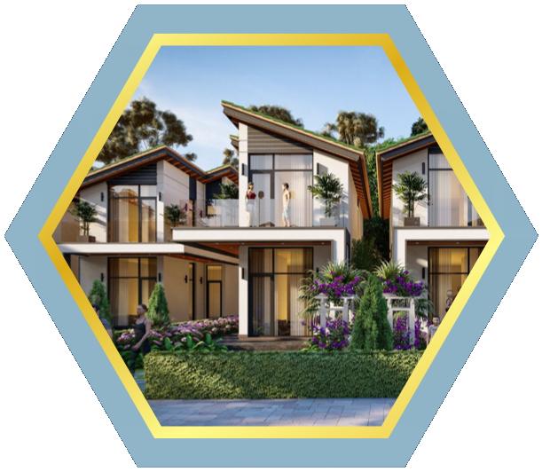 Bất động sản Lâm Đồng - Chuỗi Dự án Đà Lạt Pearl - LAVENDER Villa