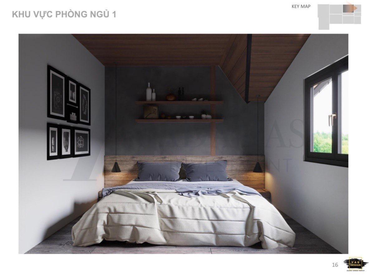 Bất động sản Lâm Đồng - Chuỗi Dự án Green Life 1 - Phòng ngủ