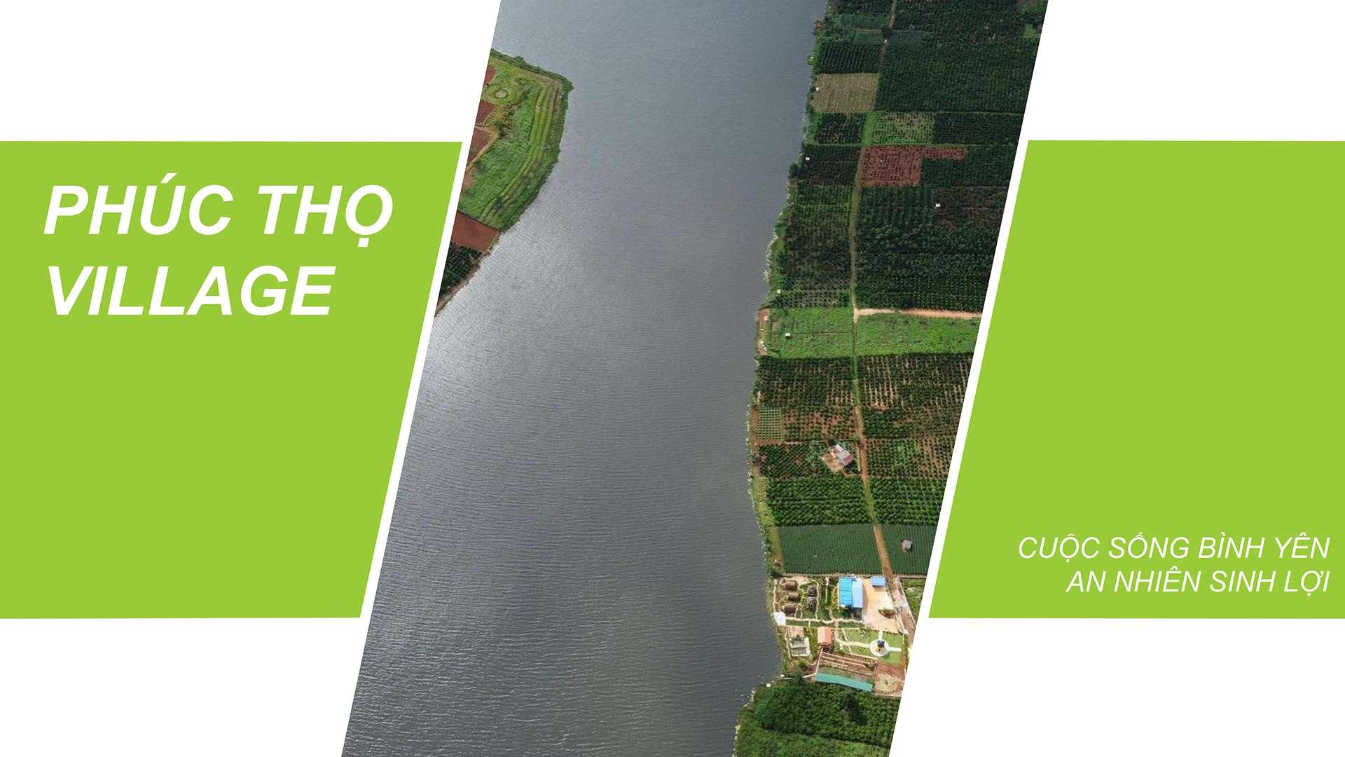 Bất động sản Lâm Đồng - Dự án Phúc Thọ Village