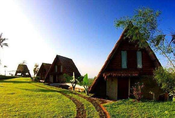 Bất động sản Lâm Đồng - Dự án Lộc Tân Farm 38 - Phối cảnh