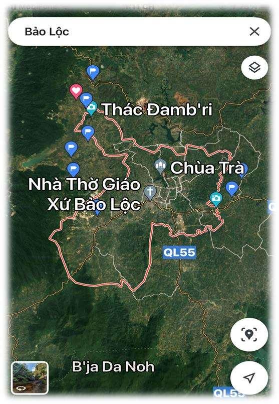 Bất động sản Lâm Đồng - Chuỗi Dự án Green Life 1 - Sản phẩm