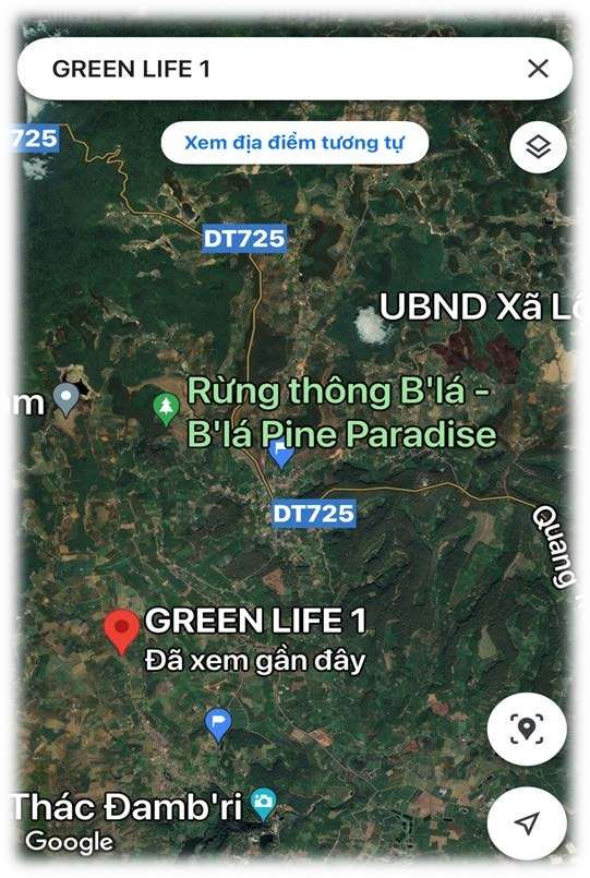 Bất động sản Lâm Đồng - Chuỗi Dự án Green Life 1 - Sản phẩm greenlife 1